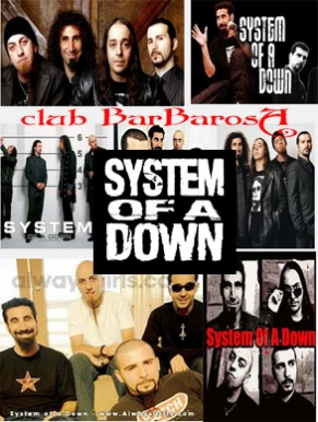System Of A Down Party - 04.07.2015